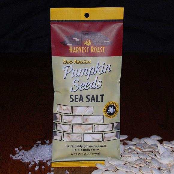Harvest Roast Sea Salt Pumpkin Seeds