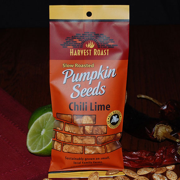 Chili Lime Pumpkin Seeds