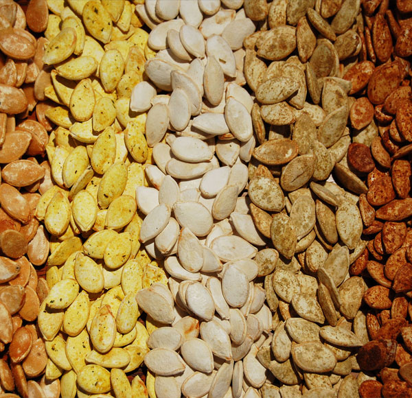 flavorful pumpkin seeds